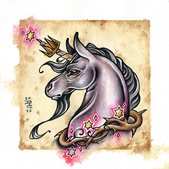 Unicorn Flash
